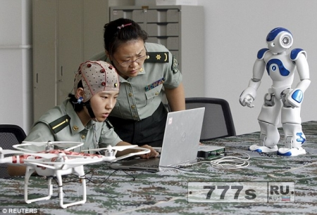 Прорыв в ИИ: роботы управляемые мозгом могут скоро появиться.