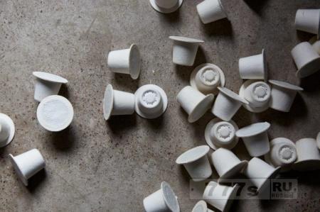 Такие капсулы – это будущее кофе.
