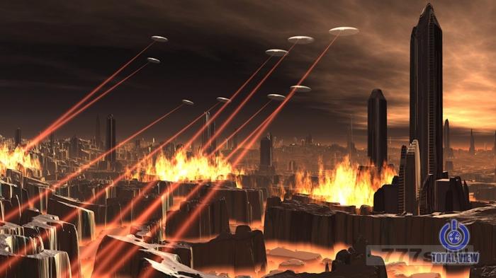 В Британии теперь вы можете застраховать свой дом от вторжения инопланетян.