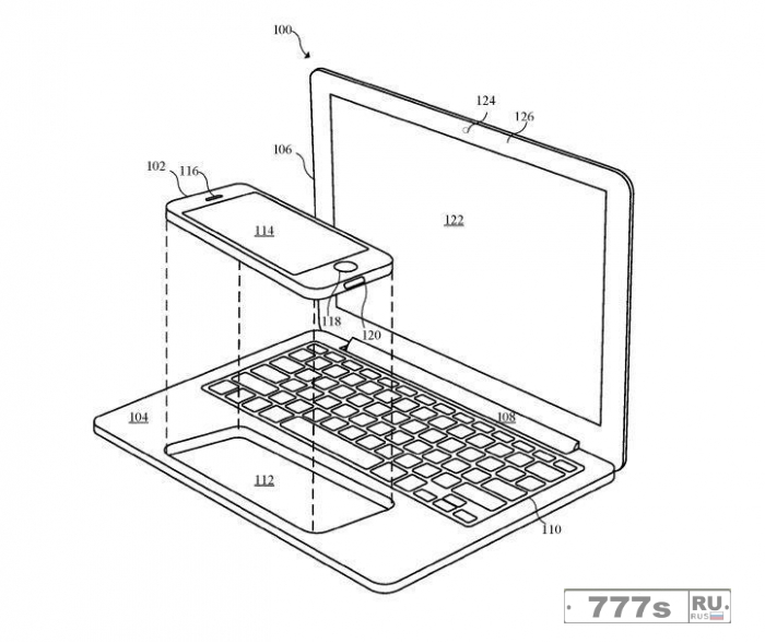 Новый гаджет от Эппл превращает ваш iPhone в портативный компьютер.