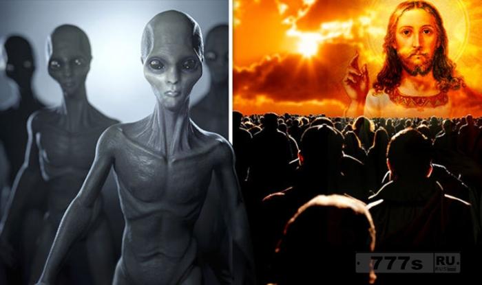 Миру «вот-вот расскажут, что инопланетяне существуют и находятся здесь, на земле».