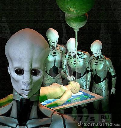 Верящие в НЛО поделились опытом реального похищения.
