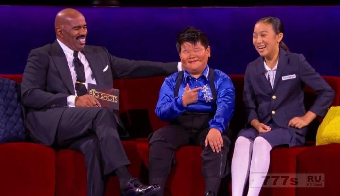 Китайский школьник поразил зрителей в США на шоу талантов