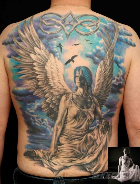 У вас есть татуировки? Вы можете быть в группе риска получения теплового удара.