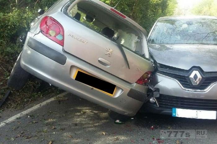 Пьяная женщина даже не знала, какой был день когда произошла авария.