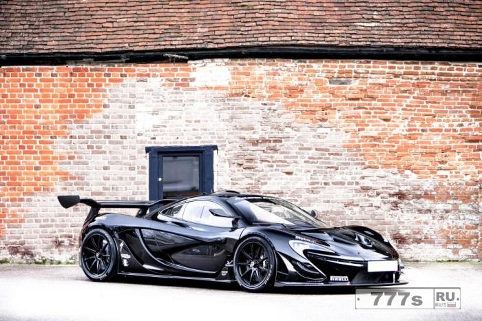 «Святая Троица» суперкаров уйдет с молотка за £7 миллионов на аукционе.