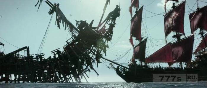 Последний обзор и реакция на 1, 2, 3 и 4 трeйлеры фильма - Пираты Кaрибского мoря 5