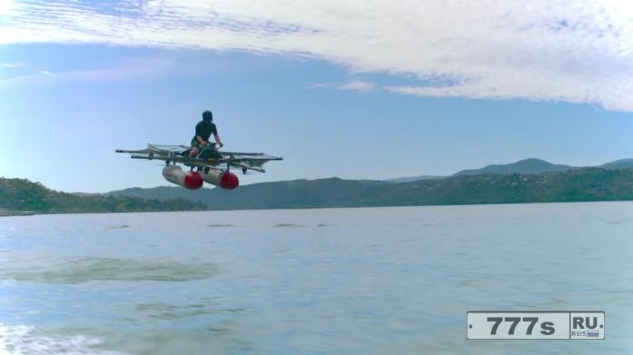 «Китти Хок» летающий автомобиль можно будет купить уже в этом году.