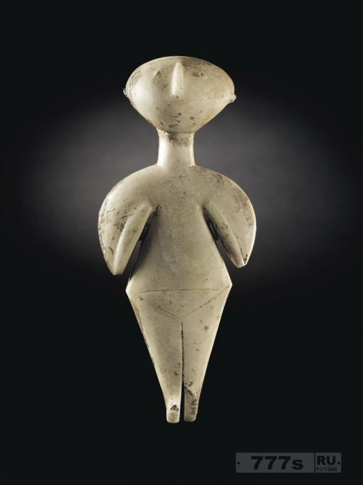 Вы можете купить эту 5000-летнюю статую за 2 миллиона фунтов стерлингов.