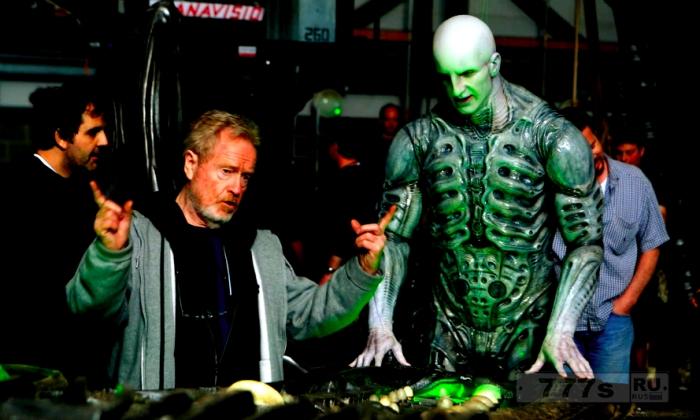 Режисер «Чужого» Ридли Скот говорит, что инопланетяне однажды придут на Землю и уничтожат нас, если мы будем «удивительно тупы, чтобы лезть на рожон».
