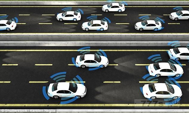 Самоуправляемые, электромобили означают конец традиционным автомобилям.