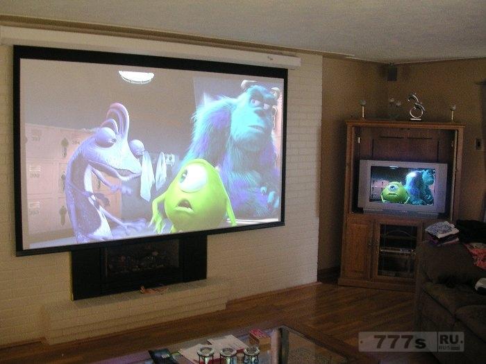 Кино в каждый дом и проблемы с этим связанные