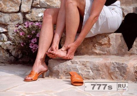 Что делать если обувь новая и не разношенная, чтобы не натереть ногу.