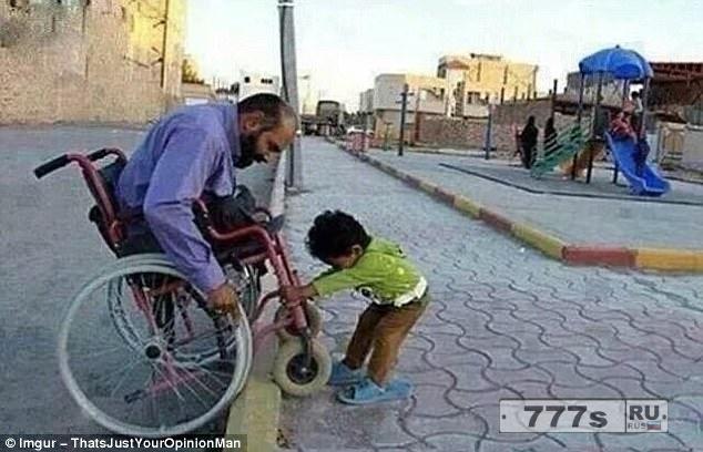 Доброта ничего не стоит.