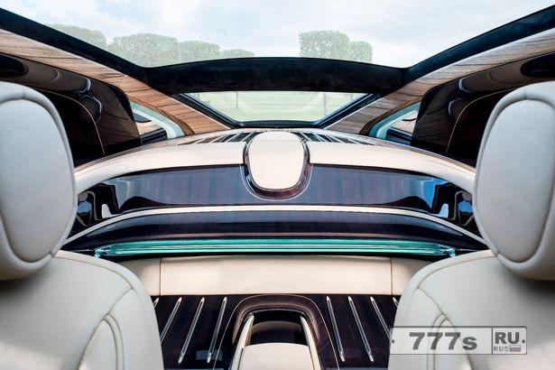 Ролс-Ройс построит автомобиль стоимостью 10 миллионов фунтов стерлингов - со стеклянной крышей.