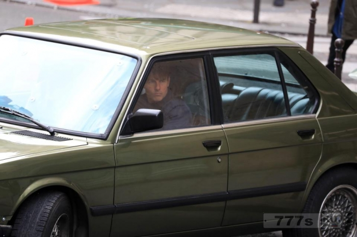 Том Круз остался в невозможном для него положении после неудачи во время съемок.