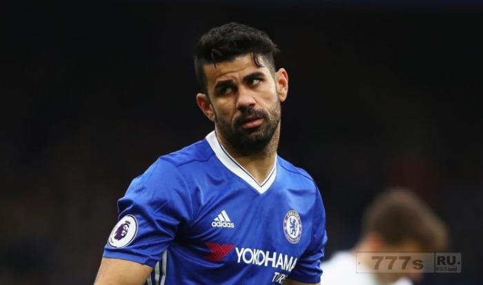 Диего Коста нарушил молчание в отношении будущего «Челси» и его передачи в Китай за 76 млн фунтов стерлингов.