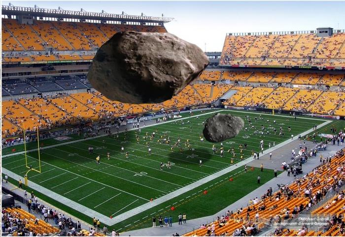 Китай стремится «заарканить астероид к 2020 году».