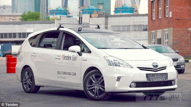 Крупнейшая в России поисковая система Яндекс показала свое самоуправляемое такси.
