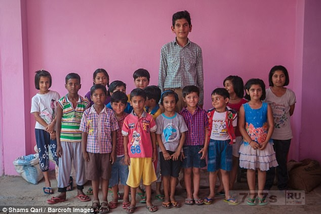 Самый высокий восьмилетний ребенок в мире ростом 1,98 метра.