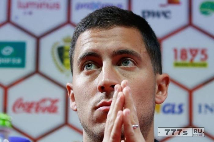 Иден Хазард из «Челси» может пропустить начало следующего сезона после перенесенного перелома лодыжки.