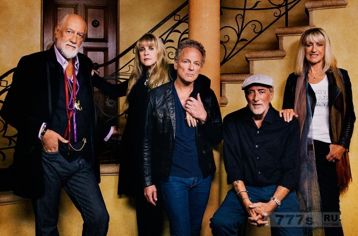 Fleetwood Mac воссоединится со Стиви Никсом для тура в 2018 году