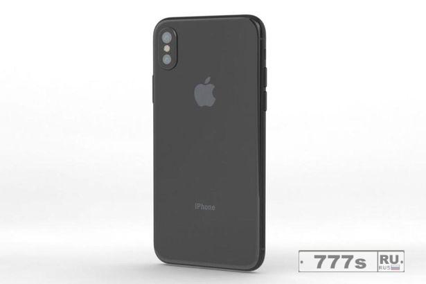 Утечки дизайна iPhone 8 показывают, как будет выглядеть новый телефон от Apple.