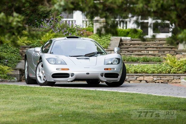 Автомобиль McLaren F1 побьёт рекорд самых дорогих из проданных машин.