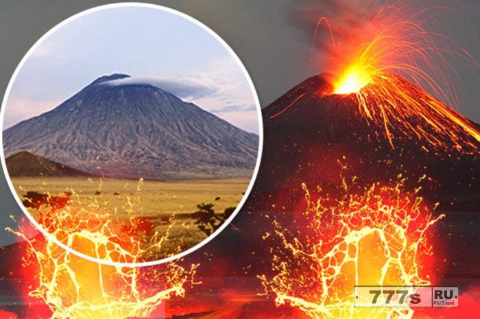Вулкан «Гора Бога» может взорваться в любую секунду и полностью уничтожить ключевые места из истории человечества, предупреждают ученые.