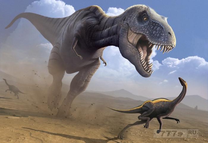 T-Rex не мог обогнать человека - несмотря на то, что фильм «Парк Юрского периода» заставил нас в это поверить.