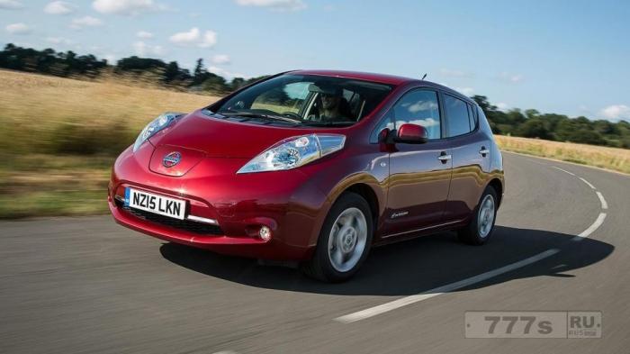 Три лучших электромобиля, которые вы можете купить прямо сейчас.