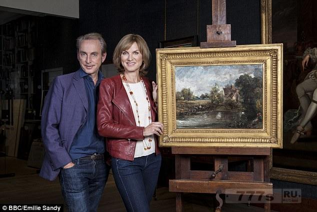 Эксперт по антиквариату продал картину Констебла за 35 000 фунтов стерлингов, так как не смог подтвердить, что это не подделка.