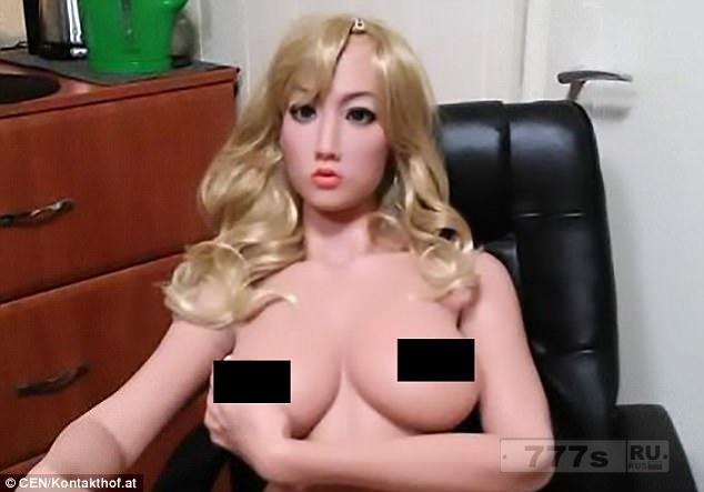 Австрийский публичный дом покупает 2-го секс робота, так как они больше нравятся посетителям.