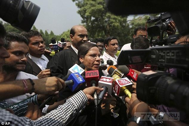 Верховный суд Индии запретил мусульманскую практику, которая позволяет мужчинам немедленно развестись с женами, просто сказав «талак» три раза.