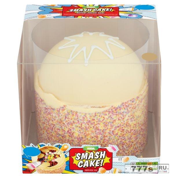 Незваный медведь завершил вечеринку в саду, но семья он понравился, когда он съел весь торт.