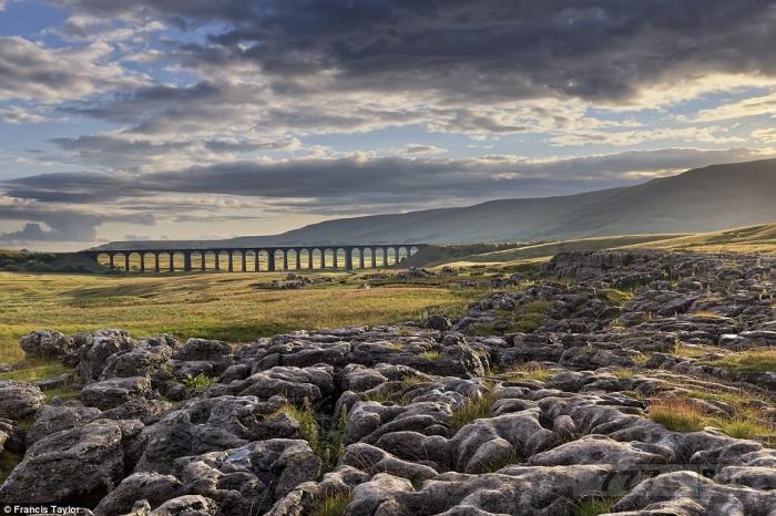Конкурс фотографий захватывающих пейзажей Великобритании.