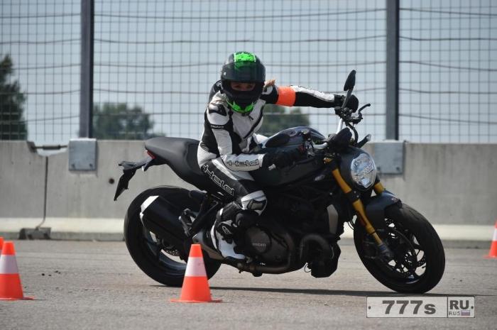 Новый курс по безопасности мотоциклов от Ducati, который может спасти вашу жизнь.