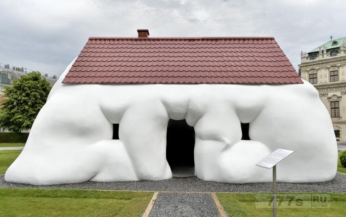 Почему никто не написал в Инстаграме о любви к этому соблазнительному дому?