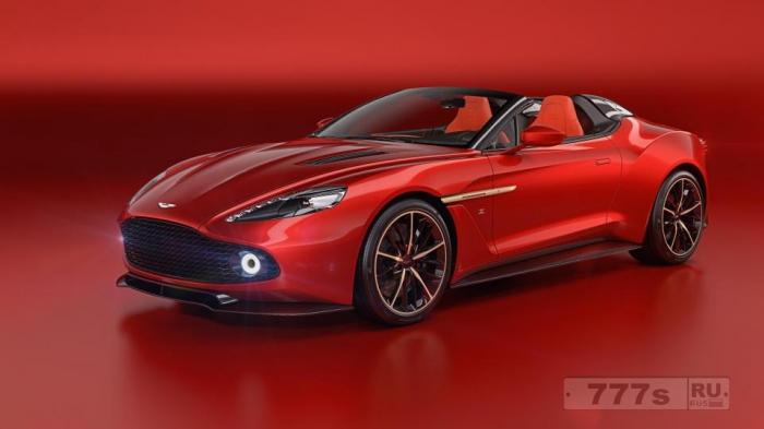 Aston Martin представляет свою потрясающую новую Zagato за £ 500 000 - но он уже распродан.