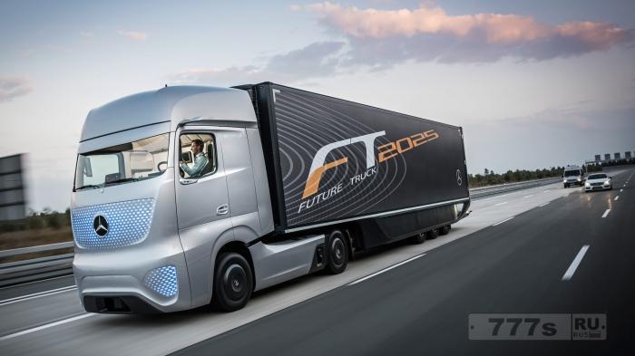 Грузовики без водителя вскоре могут появиться на дорогах Великобритании.