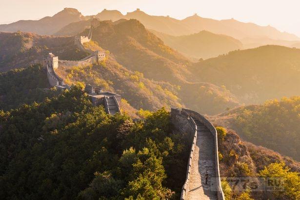 Великая китайская стена и другие ошеломляющие Стены, которые люди должны посетить за свою жизнь.