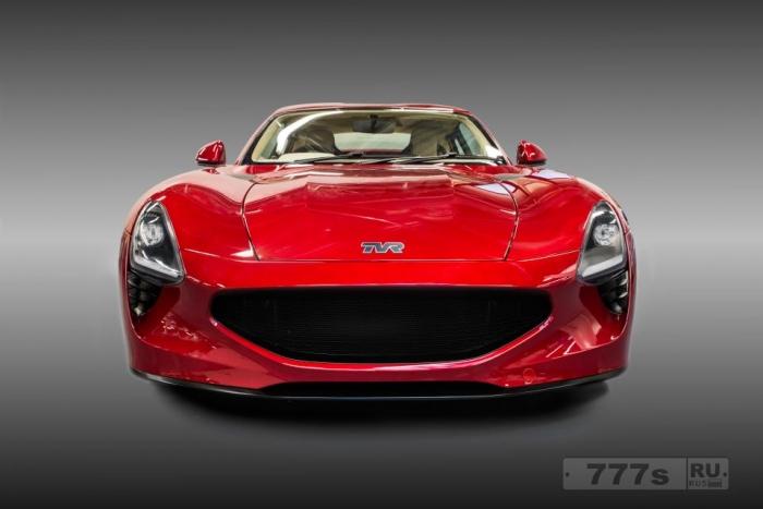 TVR Griffith выпустила: первая новая модель в течение десятилетия - и это спортивный автомобиль стоимостью 90 000 фунтов стерлингов, который достигнет 200 миль в час.