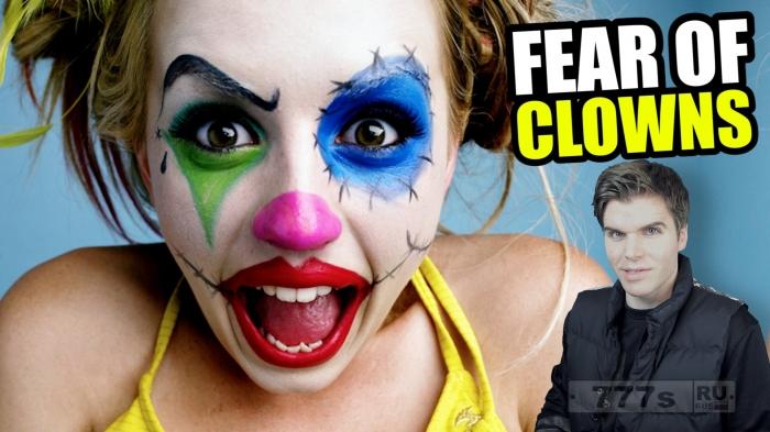Клиника предлагает бесплатные занятия, чтобы помочь людям справиться со страхом перед клоунами.