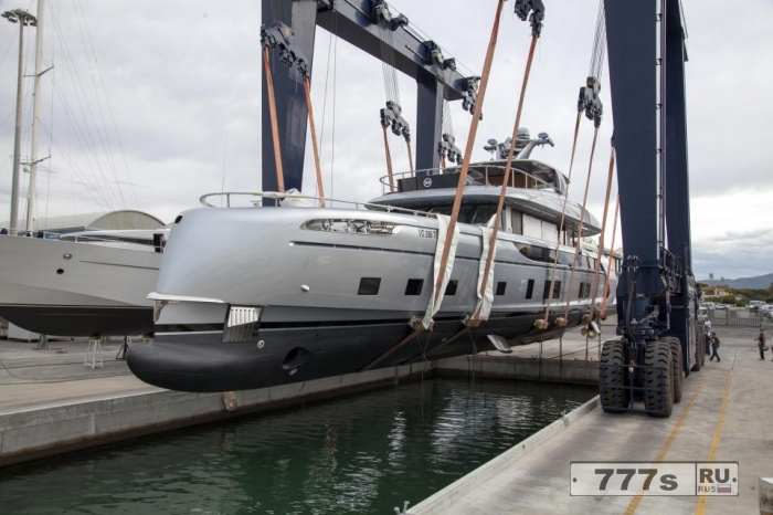 Ультра редкая супер яхта OCEAN'S 911Porsche была показана - их будет сделано всего семь
