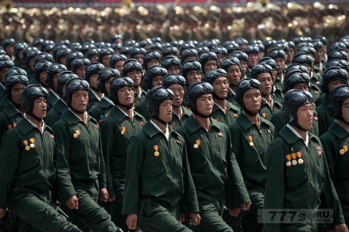 Насколько сильны северокорейские ВВС?