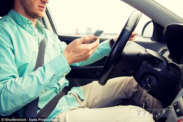 Водители, допустившие смертельный исход из-за мобильных телефонов, могут оказаться в тюрьме пожизненно.