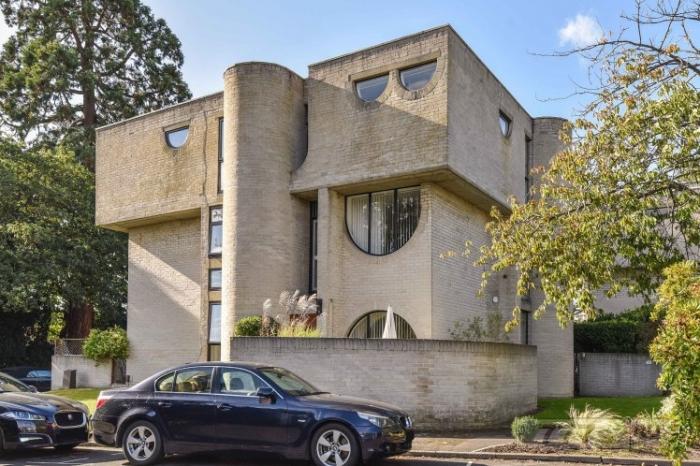 Дом, который выглядит как ворчливый слон, находится на рынке в 365 000 фунтов стерлингов