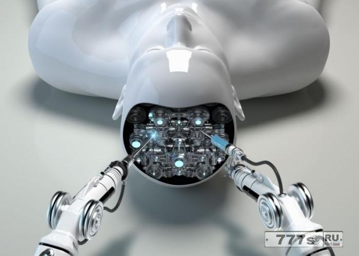 Инопланетяне на самом деле бессмертные роботы, и им миллиарды лет, заявляет ученый.