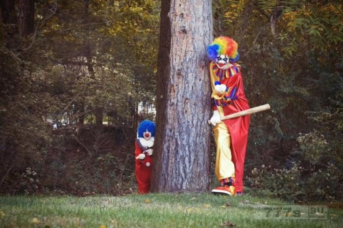 Ура, увлечение «Клоунами убийцами» возвращается.