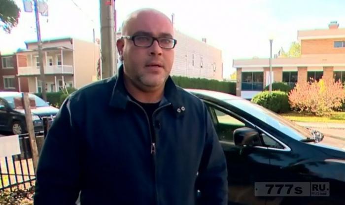 Мужчину оштрафовали за пение «Everybody Dance Now» в своей машине.
